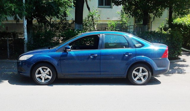 Ford Focus 2 Sedan