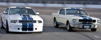 Ford Mustang nou vs clasic
