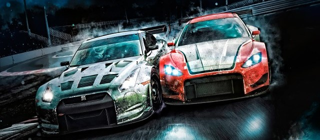 Ilustratie Need For Speed