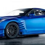Nissan Skyline GTR perspectiva
