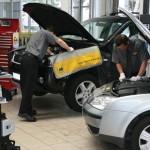 service revizii auto