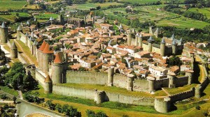 Cetatea Carcassonne