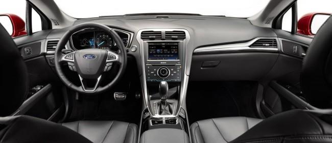 Interior Ford Mondeo Mk5