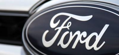 Emblema Ford noua