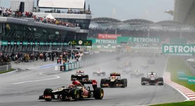 Cursa Formula 1 Malaezia 2013