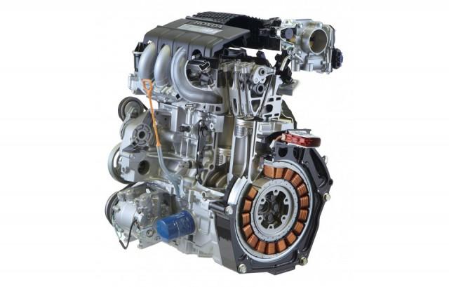 Motor Honda CR-Z Hybrid