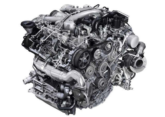 Motor Porsche Cayenne S Diesel