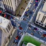 Trafic aglomerat in SimCity 2013