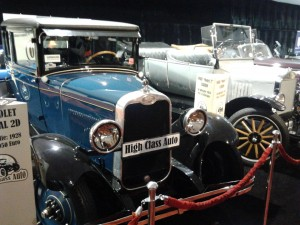 Chevrolet  National 1928 Salon Auto 2013
