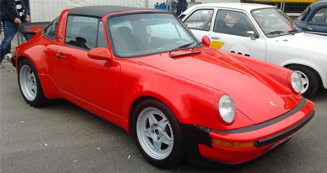 SAM 2013 Porsche 911 retro
