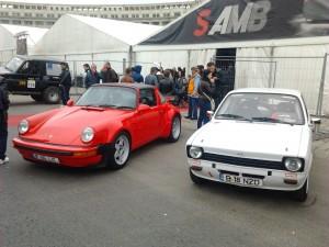 SAM 2013 tuning Porsche si Opel (retro)