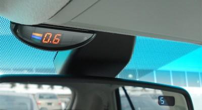 Senzor parcare oglinda