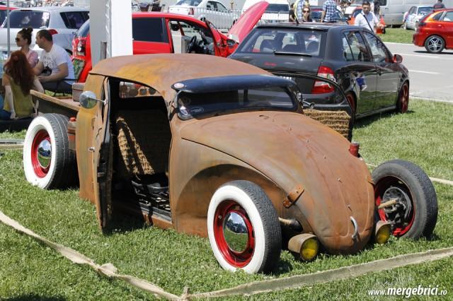 Rat Rod VW Beetle (BWA 2013)