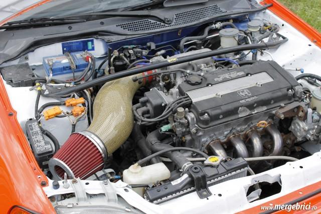 Admisie Honda V Tec (BWA 2013)