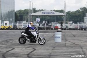 Chris Pfeiffer in viteza (BWA 2013)