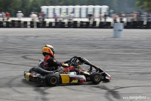Karting viraj David (BWA 2013)