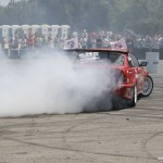 Burnout BMW Razvan (BWA 2013)