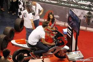 Simulator moto (BWA 2013)