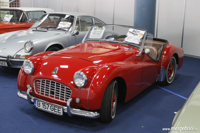 Triumph TR3 (BWA 2013)