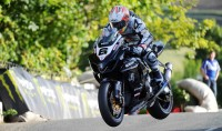 Cursa moto la Isle of man (Tourist Trophy)