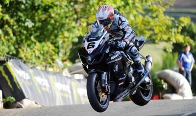 Cursa moto la Isle of man (Tourist Trophy)