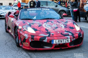Gumball 3000 - Ferrari F360