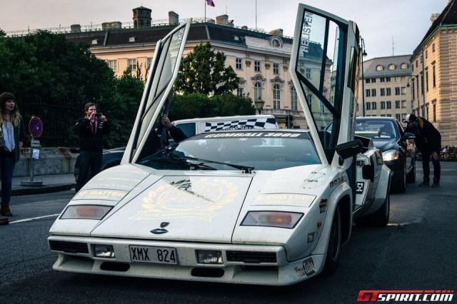 Gumball 3000 - Lamborghini Countach