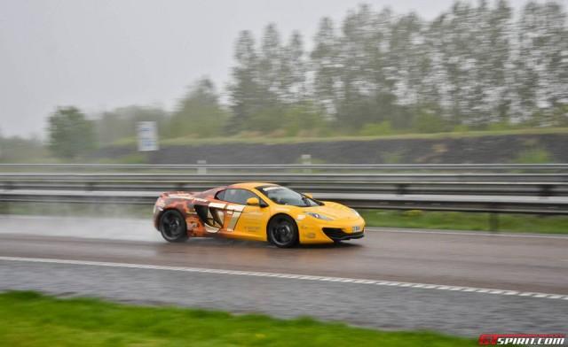 Gumball 3000 - McLaren MP4 12C