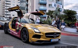 Gumball 3000 - Mercedes-Benz SLS
