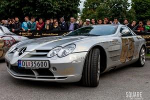 Gumball 3000 - Mercedes SLR