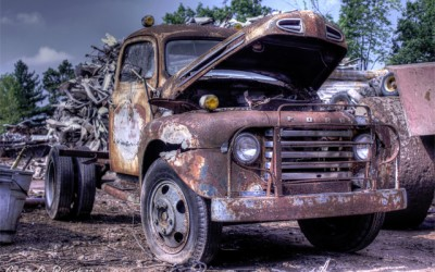 Rabla Ford - camioneta americana