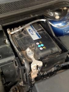 Baterie Ford originala veche