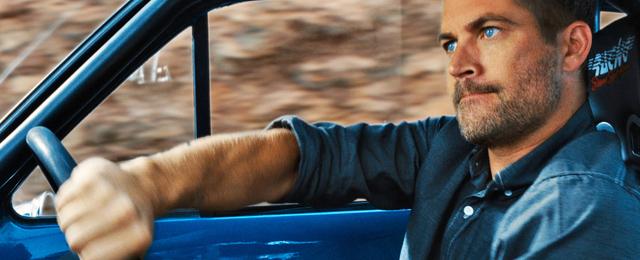 Fast & Furious 6 - Brian merge cu viteza