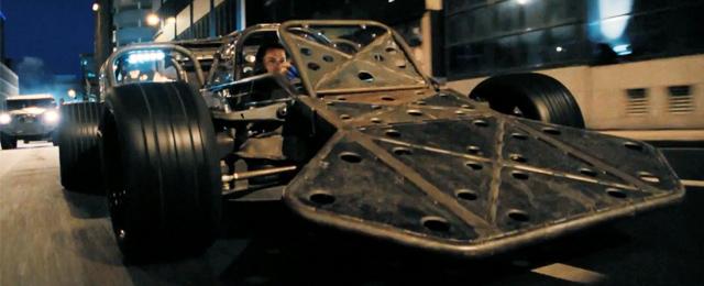 Fast & Furious 6 - masina de Formula 1 modificata