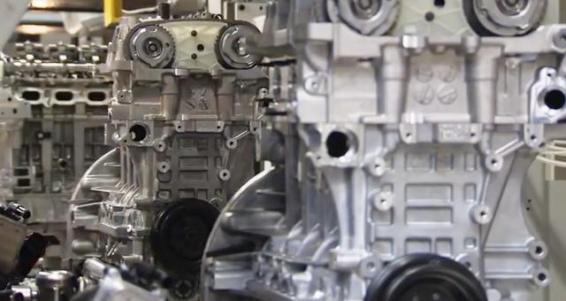 Asamblare motor BMW