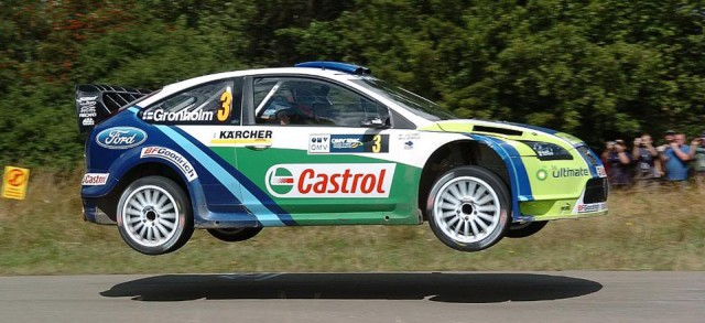 Ford Focus WRC Rally 2006