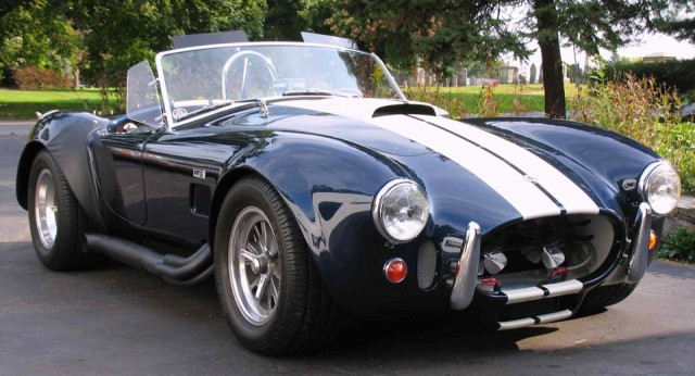 Ford Shelby Cobra 1967