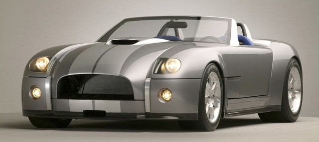 Ford Shelby Cobra Concept 2005
