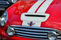 Mini Cooper S - grila admisie