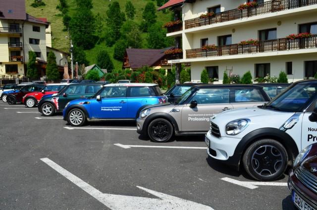 Mini-uri de la Proleasing Motors in parcare