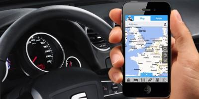 Aplicatii auto pentru mobil