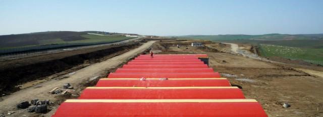 Constructie circuit de curse Mures Ring