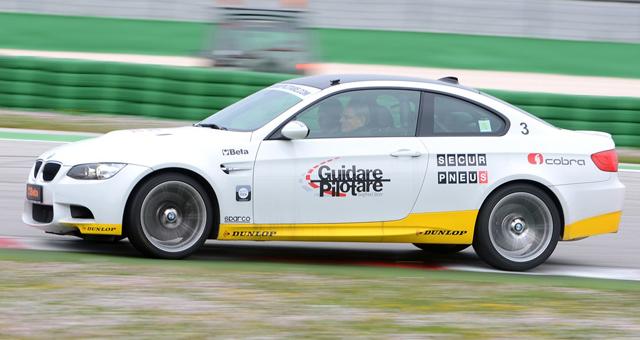 Guidare Pilotare - BMW M3 cu viteza