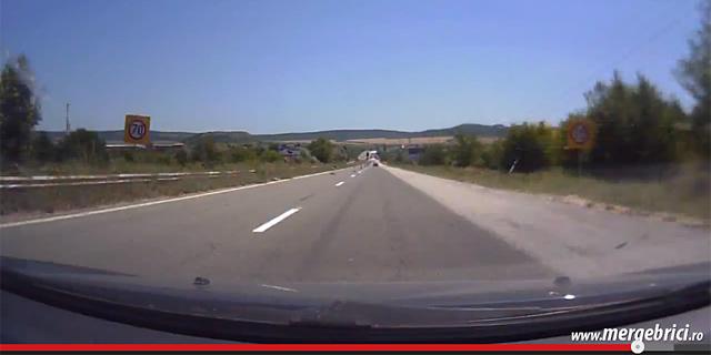 Filmare traseu Bucuresti - Varna