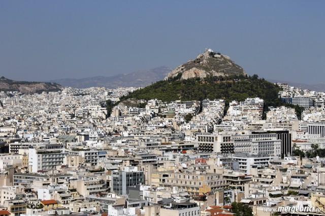 Dealul Lycabettus - Atena