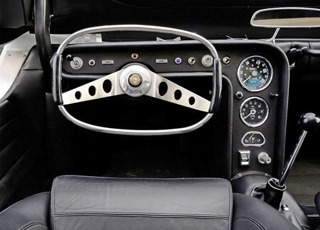 Interior Chevrolet Testudo Concept