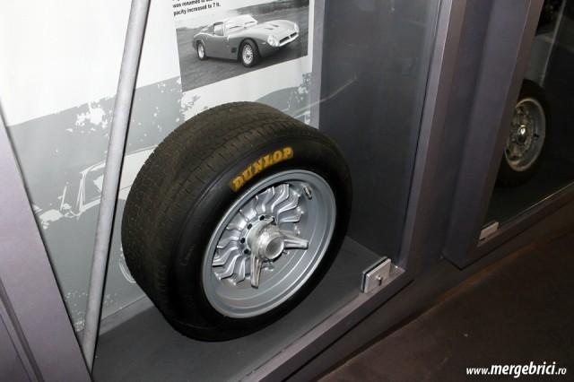 Evolutia rotii - Dunlop
