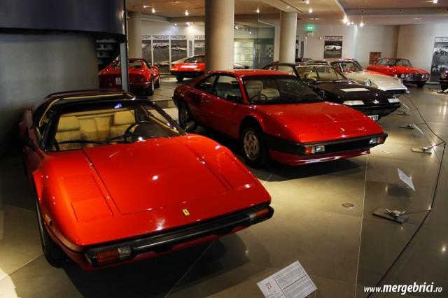 Expozitie Ferrari in Atena