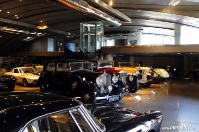 Muzeu auto in Atena