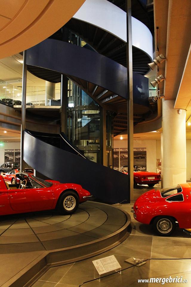 Muzeu auto - Hellenic Motor Museum